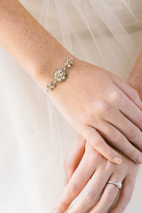 Mini bride and bridesmaids bracelet | Sara Gabriel