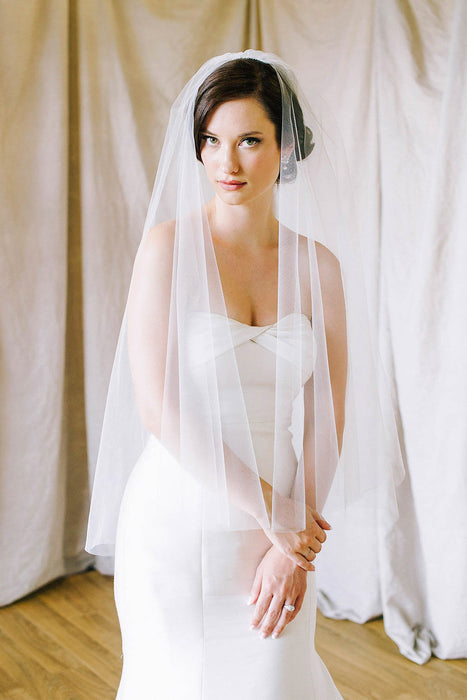 Katie veil Try-On