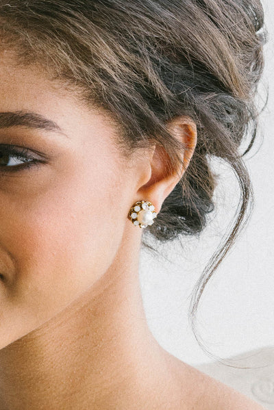 Mini Paula earrings