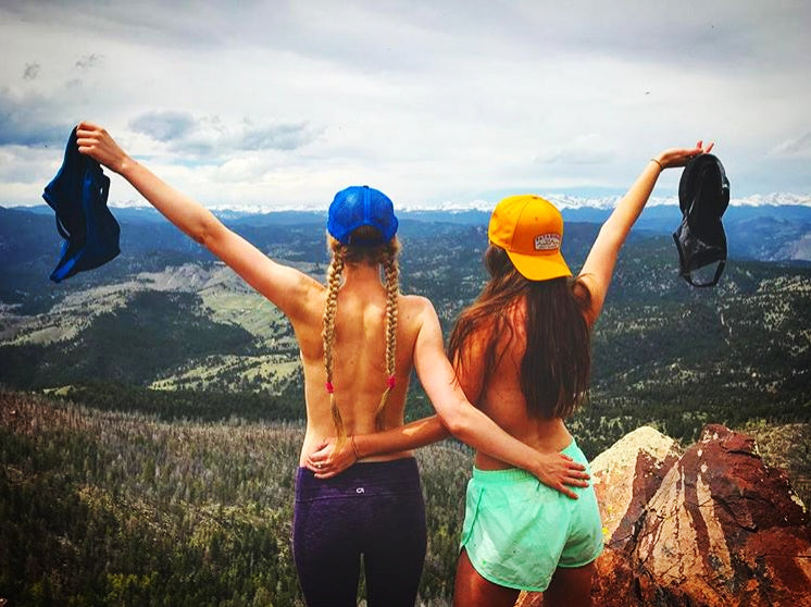 NSIAT: 19 Places to Go On Braless Adventures