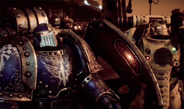 The Horus Heresy - Death of All Hope - Warhammer 40K