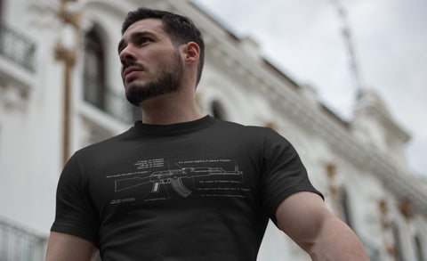 Freedom AK Tee shirt