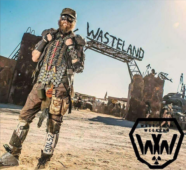 Wasteland Weekend - MadDuoCo tactical apparel - Breach Bang Clear