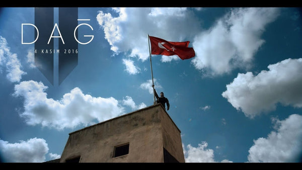 """DAG II is a Turkish film about Special Forces unit """"Storm Bringer' on a rescue mission into Daesh controlled territory."""