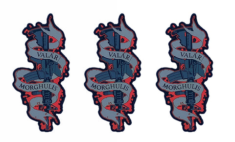 Valar Morghulis Patch (Game of Thrones Patch)