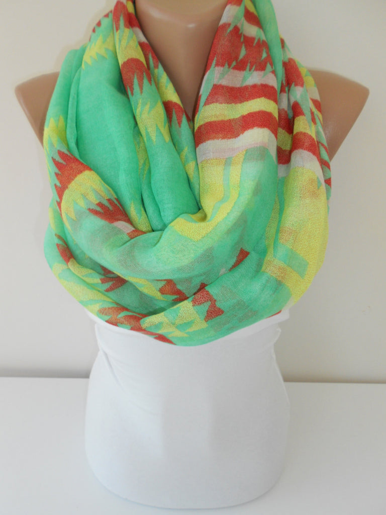 Soft Cotton Voile Tribal Scarf Pareo Beach Cover | SCARFCLUB