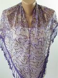 Lace Sequin Sparkle Scarf Golden Shimmer Wedding Scarf | SCARFCLUB