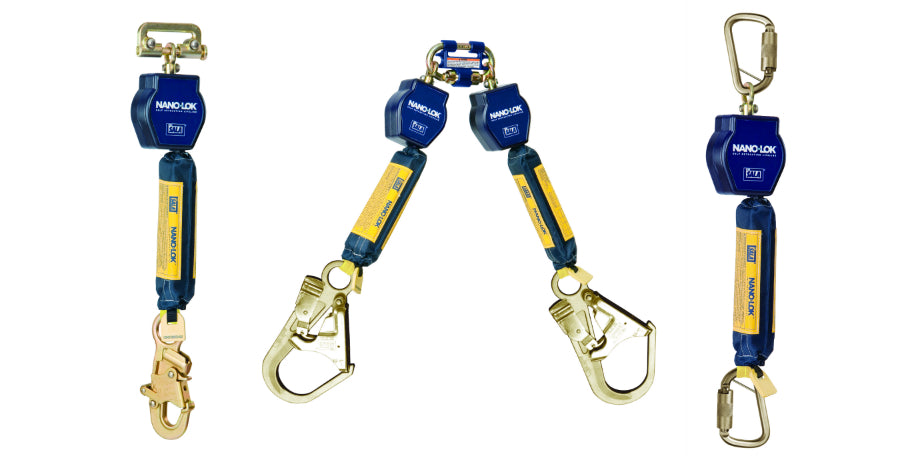 Nano Lok Self Retracting Lifeline - Now 190 kg Rated