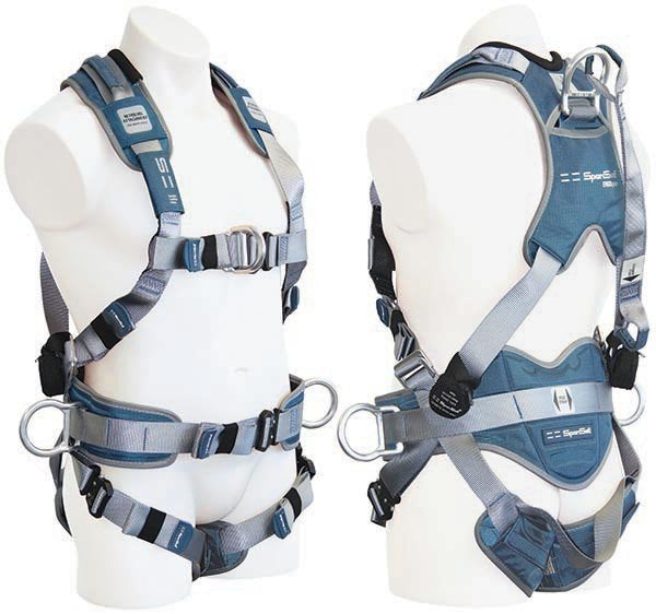 SPANSET 1107 ERGO iPLUS Fall arrest harness