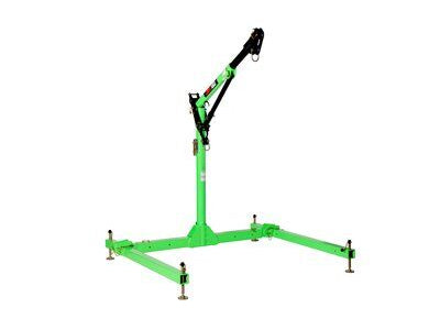 3M DBI-SALA 5 Piece Davit High Capacity Long Reach