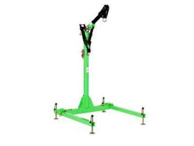 3M DBI-SALA 5 Piece Davit High Capacity Short Reach