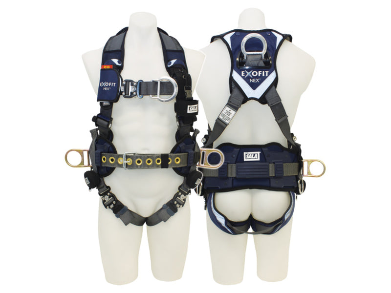 3M DBI-SALA ExoFit NEX Wind Energy Harness Large