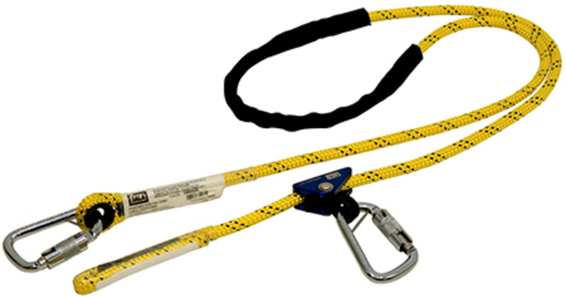 3M DBI-SALA Rope Pole Strap with Stainless Connectors 2.0m