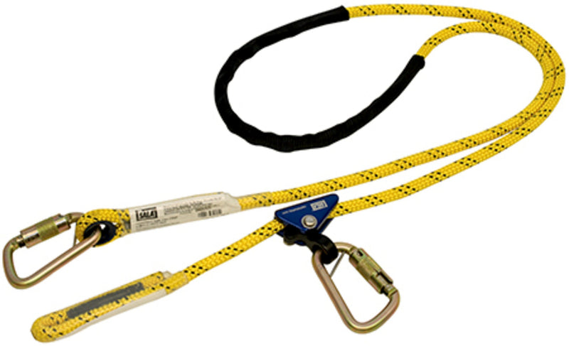 3M DBI-SALA Rope Pole Strap with Steel Connectors 2.0m