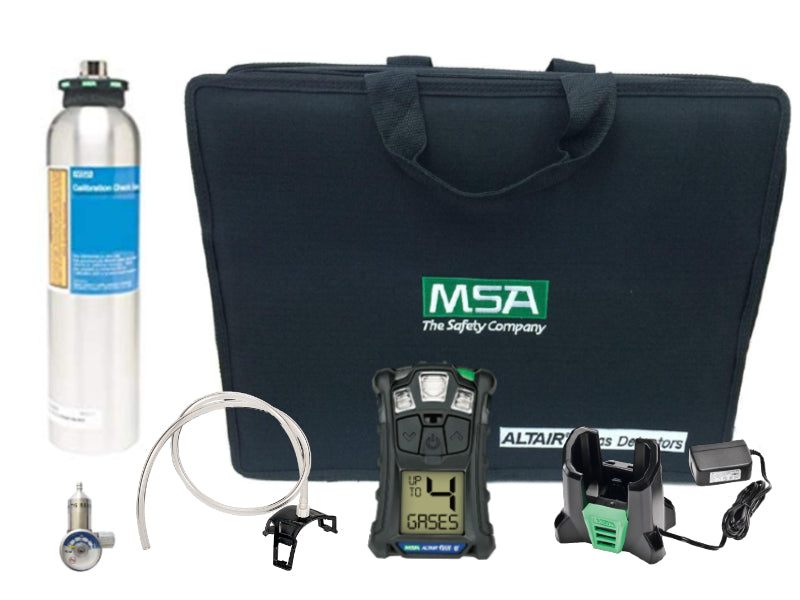 MSA ALTAIR 4XR CHARCOAL KIT - 10178585K