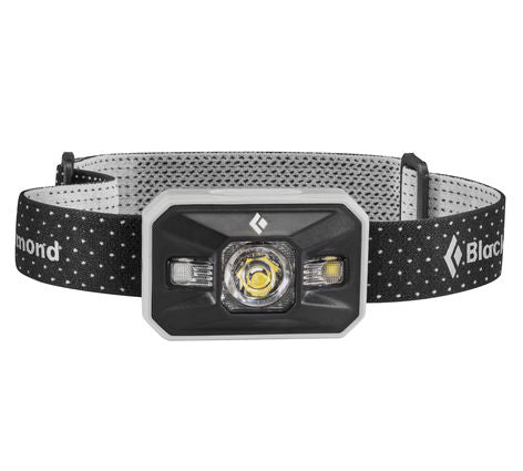 Black Diamond Storm Headlamp - Aluminium