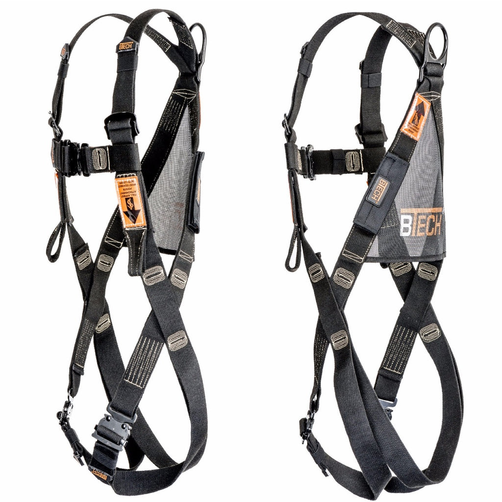 BTH1000K - Hot Work full body harness