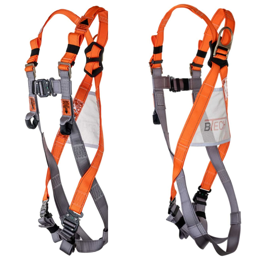 BTH1200CS – Entry Fit Confined Space Full body harness