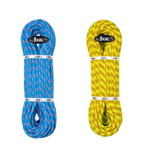 EDELRID Safety Super Static Rope - White
