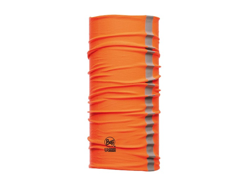 BUFF Dry Cool Headwear - Fluro Orange