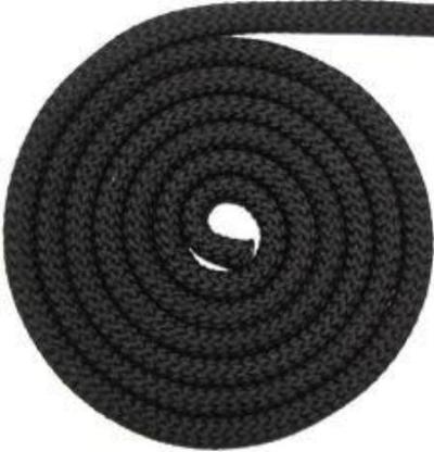 DONAGHY'S Response LSK Static 11mm - Black per metre
