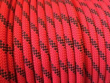 EDELRID Safety Super Static 11mm - Coloured Red