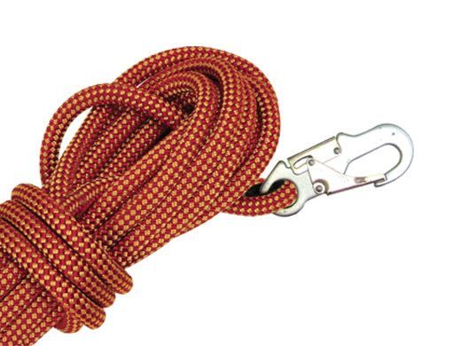 FERNO Rope Lanyards with Double Action Hook 5 metre