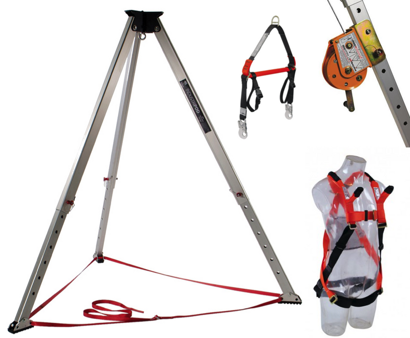 Ferno Confined Space Kit