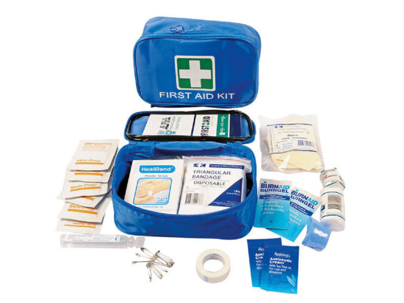 Glove Box First Aid Kit