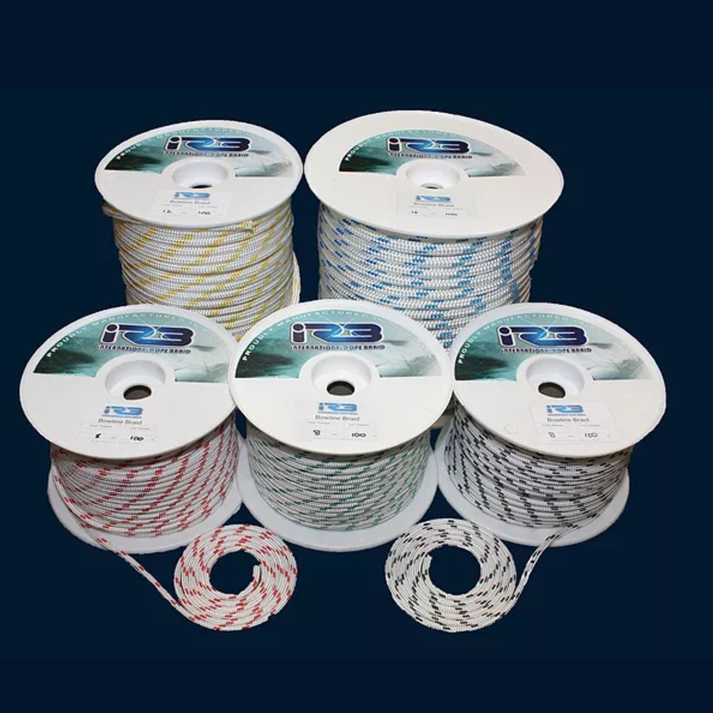 IRB Double Braid Polyester Rope