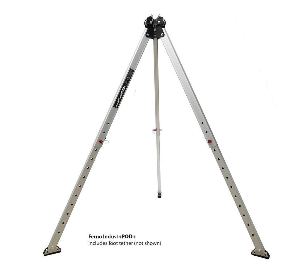 FERNO Industripod Tripod with pulley head