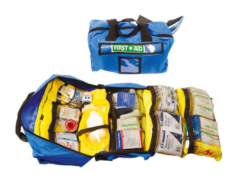 Industrial Workplace Emergency First Aid Kit