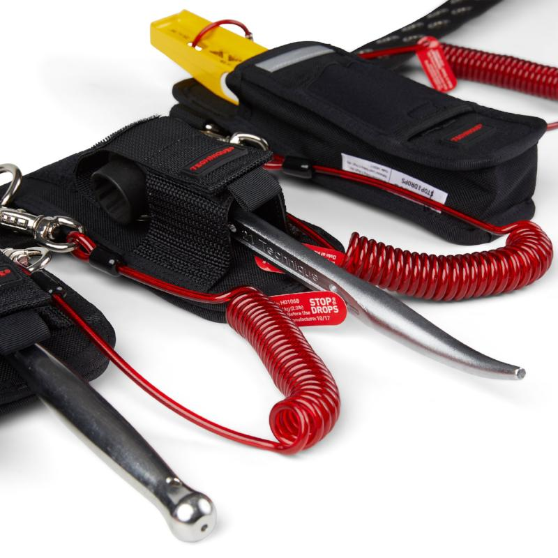 GRIPPS Scaffolders Kit - 5 Tool Bungee & Coil