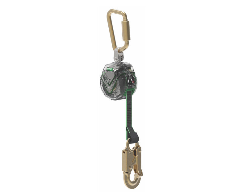MSA Latchways Mini PFL - Single Steel Snap Hook