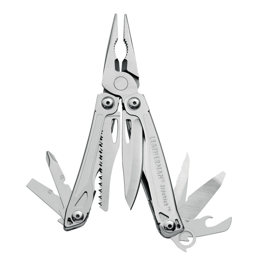 Leatherman Sidekick Multi-tool Stainless Steel with Nylon Sheath