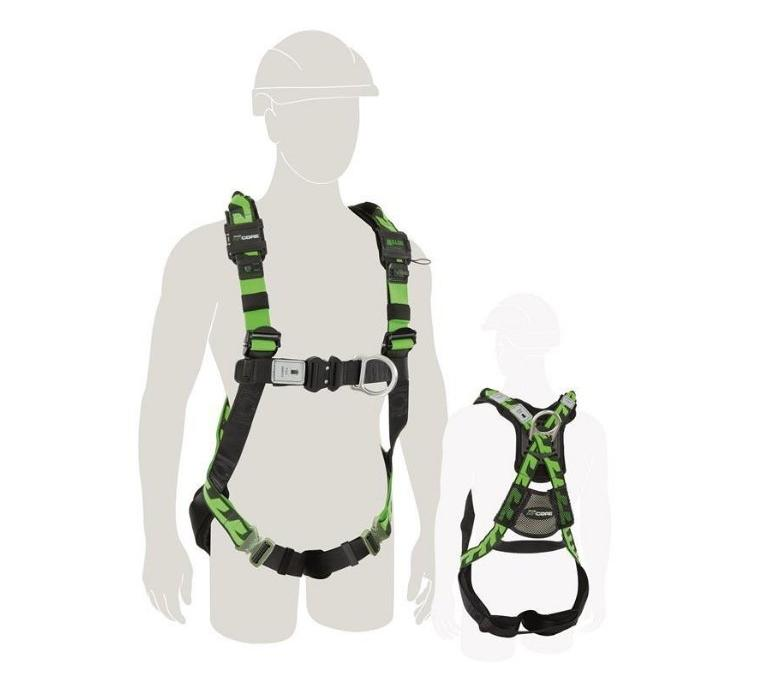 MILLER Aircore Construction Harness Small