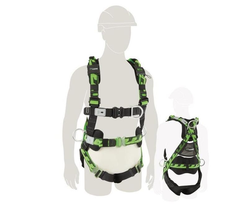 MILLER Aircore Riggers Harness Small
