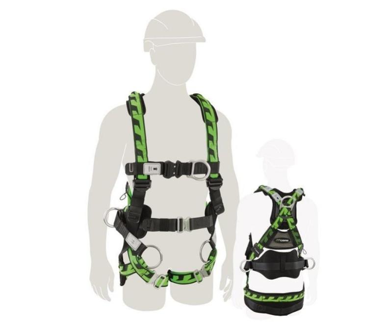 MILLER Aircore Tower Harness Small
