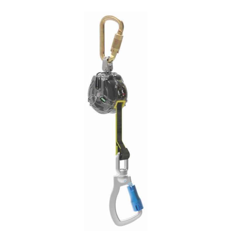 MSA Latchways Mini PFL - Single Alu Swivel Hook
