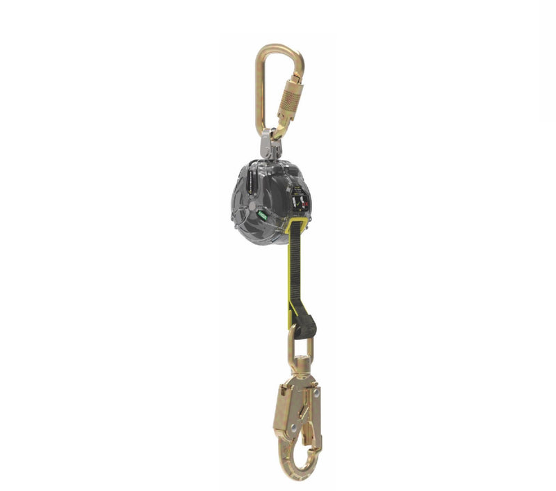 MSA Latchways Mini PFL - Single Steel Swivel Hook