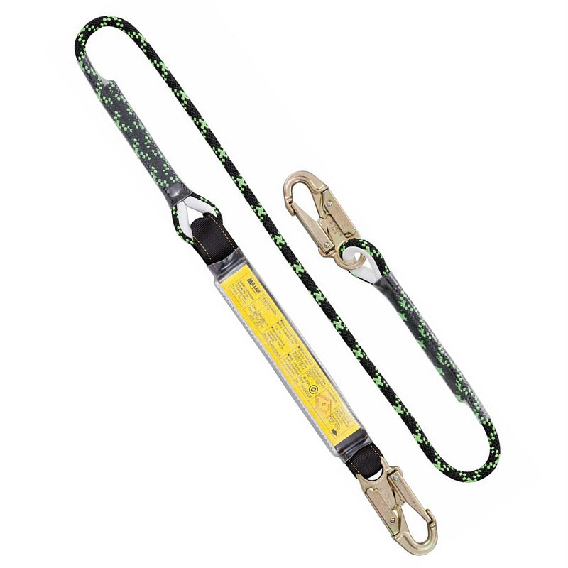 MILLER Sharp Edge Lanyards Double action hooks