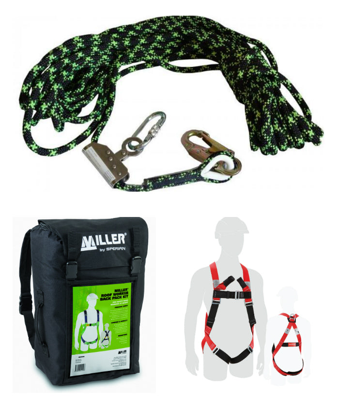 MILLER Leading Edge Roofers Kit 15 metre