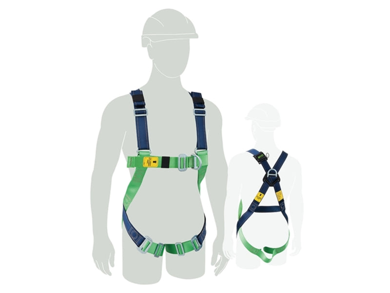 Miller Polyester Construction Harness M1020063