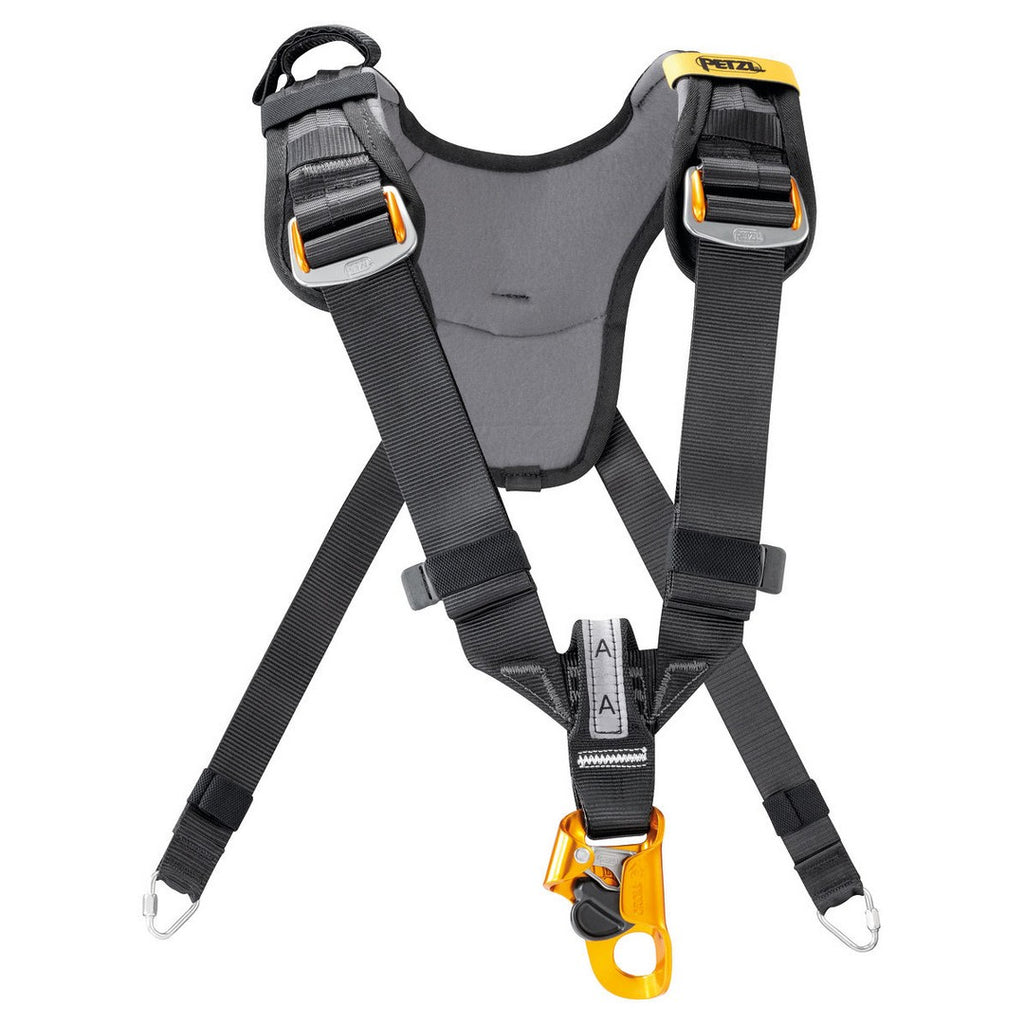 PETZL TOP CROLL Chest Harness Croll S 8-11mm