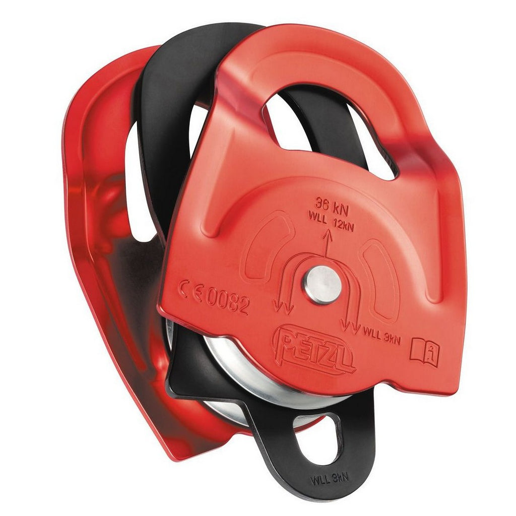 Petzl Twin Pulley Default Title