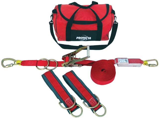 PROTECTA Temporary Horizontal Lifeline Default Title