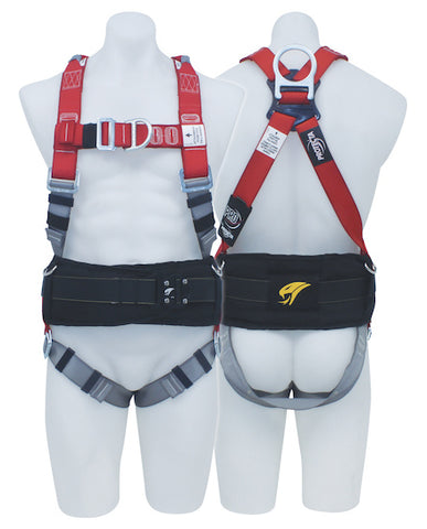 PROTECTA FIRST Industrial Fall Arrest Harness