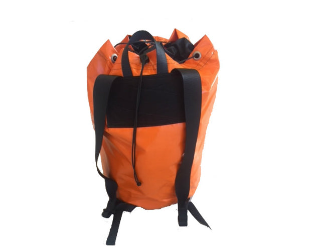 ROCKWORKS Rope Bags with Backpack Straps