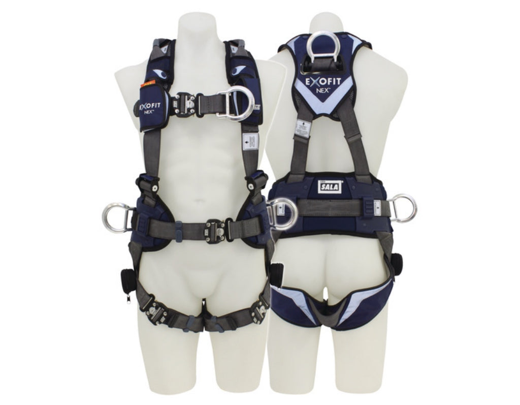 ExoFit NEX Con Space Harness 623M2018