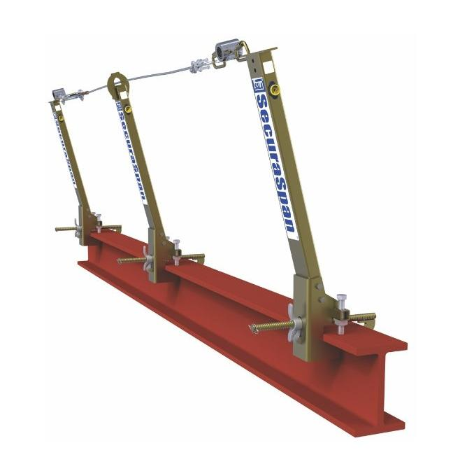 SALA SecuraSpan Temporary Horizontal Lifeline 18 metre